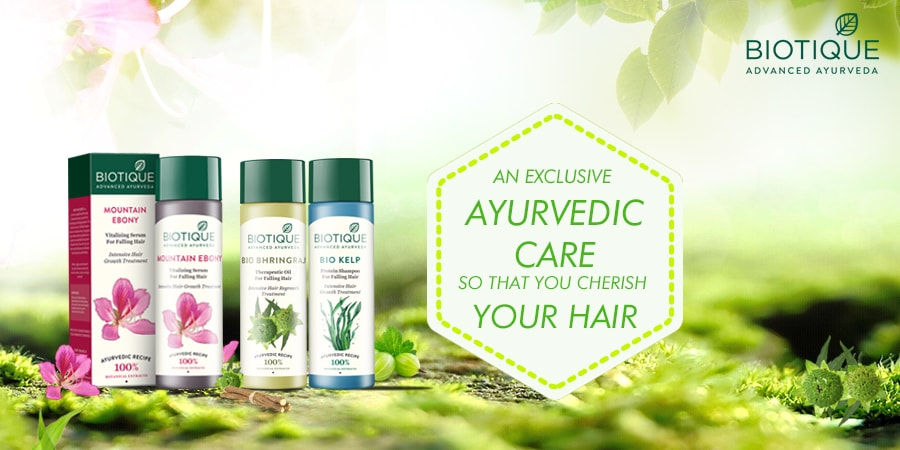 How To Stop Hair Fall The Natural And Ayurvedic Way Biotique Blog